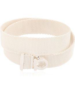 Double Mesh Chain Bracelet