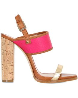 110mm Ayers & Leather Sandals