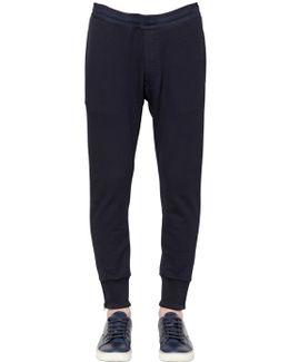 Stretch Cotton & Modal Jogging Pants