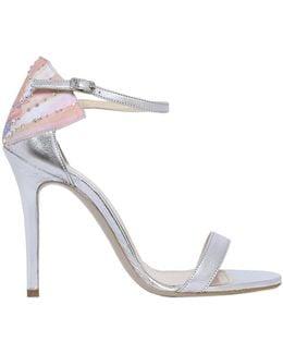 Swarovski Crystals 100mm Venus Sandals