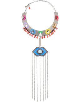 Swarovski Crystals Collar Necklace