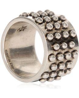 Studded Metal Ring