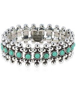 Han Turquoise Stretch Bracelet