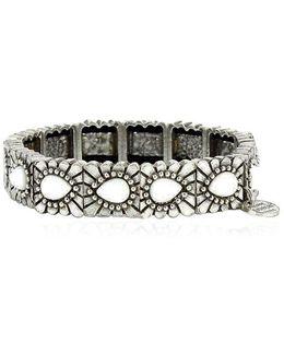 Tanana Agate Stretch Bracelet