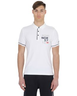 Slim Fit Hp Racing Polo