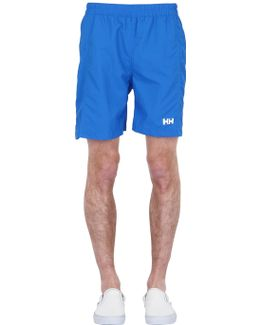 Calshot Nylon Swimming Shorts