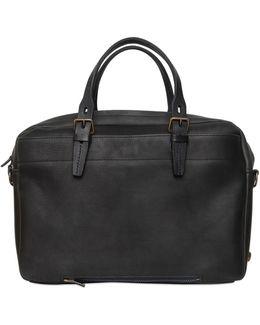 Folder Handmade Leather Briefcase