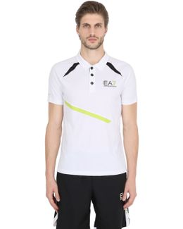 Ventus Nylon Tennis Polo Shirt