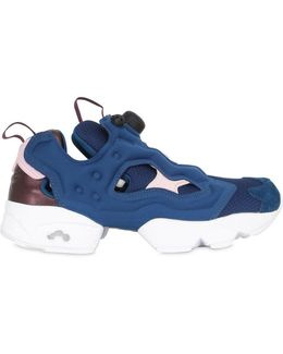 Instapump Fury Nylon Sneakers