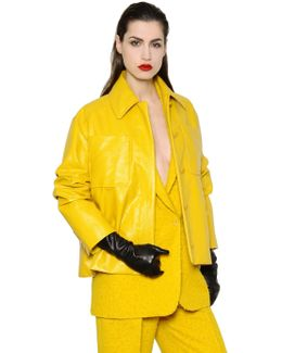 Cotton Coated Raincoat