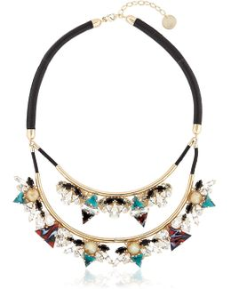 Art Deco Expression Necklace