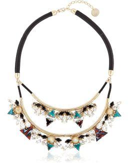 Art Deco Expression Necklace