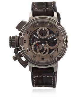 Limit.ed Chimera Tit Skeleton Watch