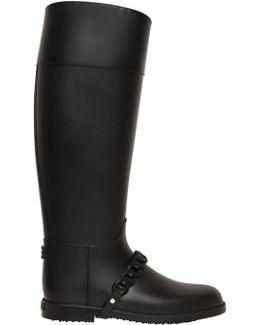 Eva Chain Rain Boots