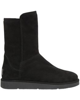 Abree Short Shearling Boots