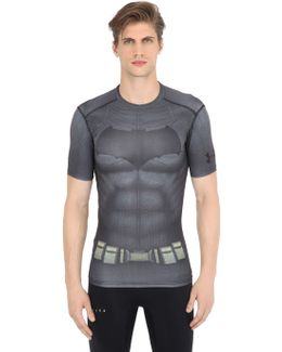 Alter Ego Compression Printed T-shirt