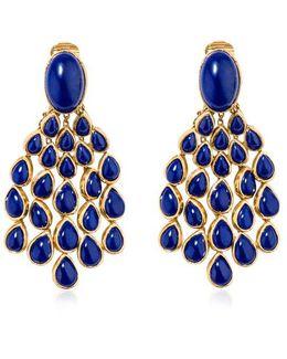 Cherokee Lapis Earrings