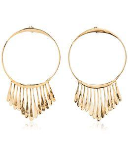 Vera Hoop Earrings