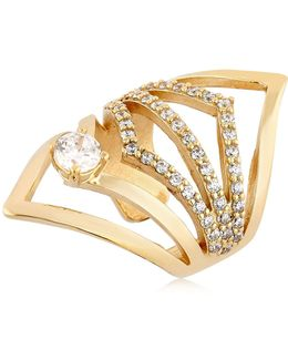 Capsule 23k Ring