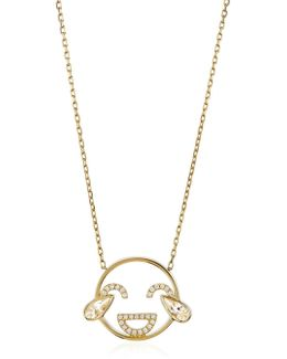 Lol Pendant Necklace
