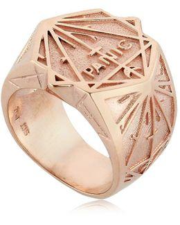 Panic Chevalier Ring