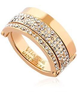 Bardot Crystal Ring