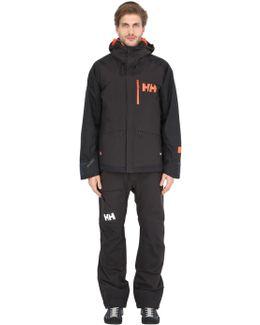 Fernie Nylon Ski Jacket