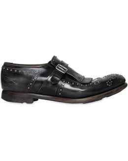 Shanghai S Polished Leather Shoes