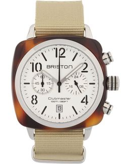 Icons Clubmaster Classic Chrono Watch
