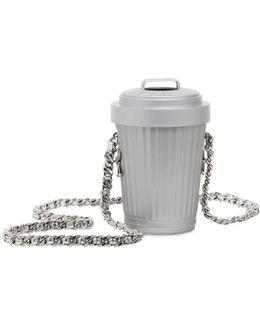 Trash Can Shoulder Bag