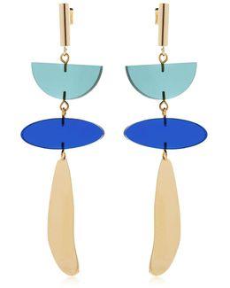 Plexiglas Earrings