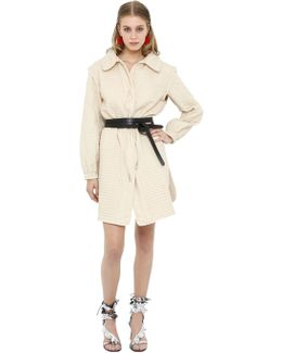 Quilted Cotton Coat