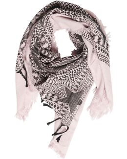 Mohican Printed Cotton Scarf