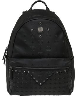 Medium M Moment Leather Backpack