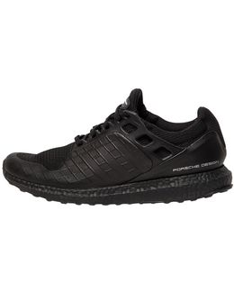 Ultra Boost Nylon & Leather Sneakers