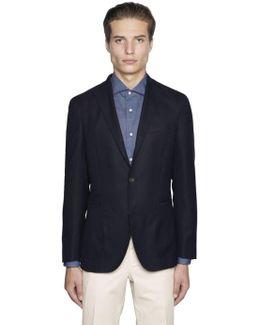 Wool Hopsack K Jacket