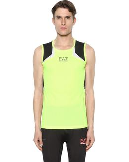 Light Mesh Running Tank Top