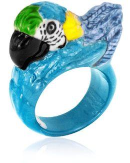 Parrot Ring