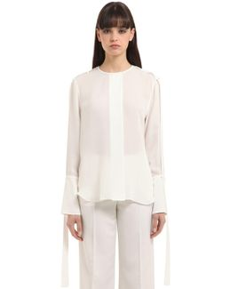 Double Georgette Shirt