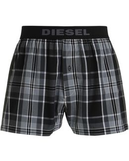 Plaid Cotton Boxers