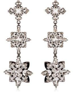 Brilliant Jewelry Crystal Earrings