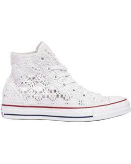 Chuck Taylor Crochet Sneakers