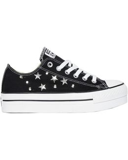 40mm All Star Studded Canvas Sneakers