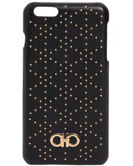 Studded Leather Iphone 6 Plus Case