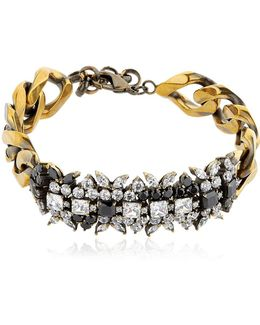 Optical Memento Crystal Bracelet