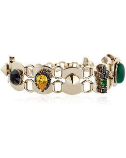 Anubian Crystal Bracelet
