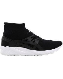 Gel-kayano Trainer Evo Knit Sneakers