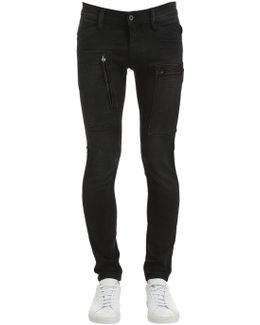 16cm Powel Super Slim Denim Jeans