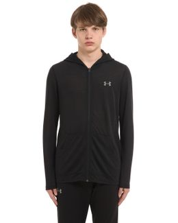 Threadborne Fitted Training Sweatshirt
