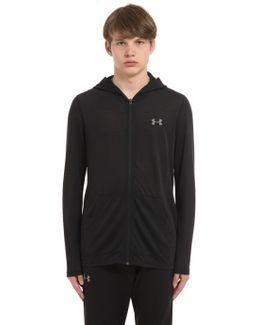 Threadborne Fitted Training Sweatshirt